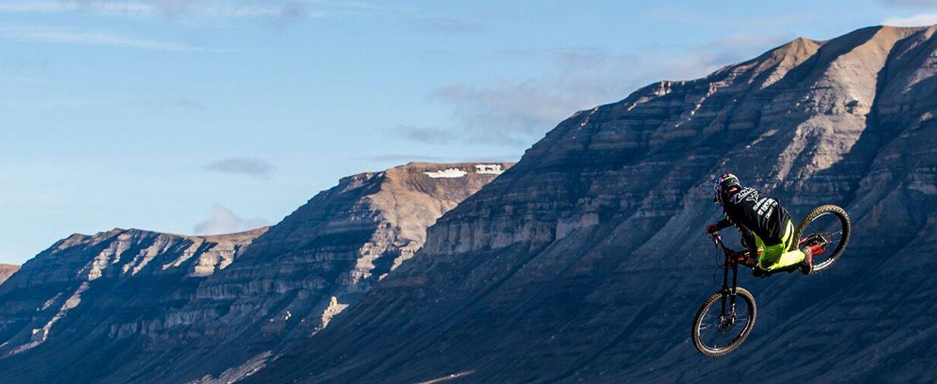 NORTH OF NIGHTFALL: CAM ZINK TAKES ON AXEL HEIBERG ISLAND