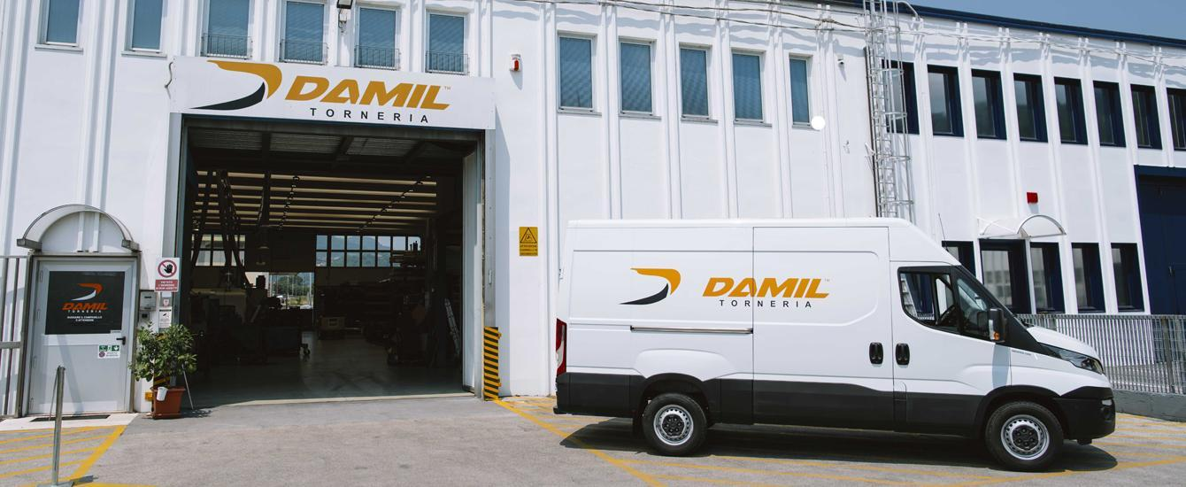 Introducing Damil Components: Stan's New Italian Distributor