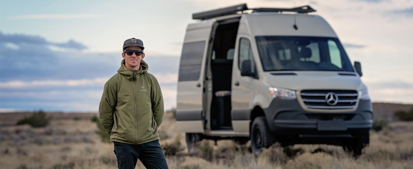 The Stan's Refresh | EP. 26 - Mr. Chris Boice, Former Yeti/Fox DH Racer, Enduro Dark Horse, and Custom Van Builder