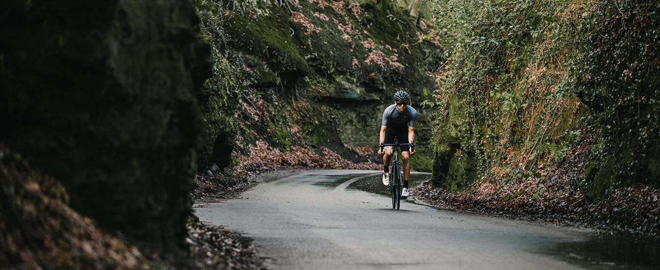 Goodyear Bike Tires Road Riding Photo