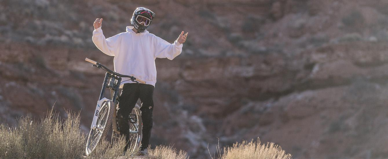 Race Report: Q&A With Reed Boggs, 2021 Rampage Third Place Finisher