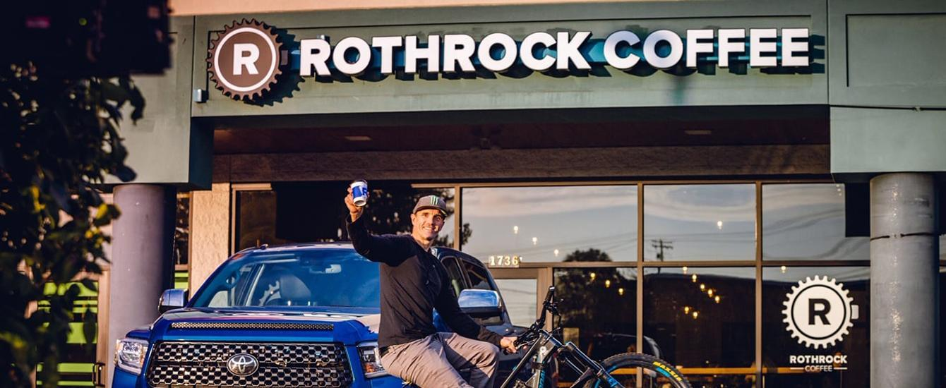 Rothrock Coffee - From BMX to Beans