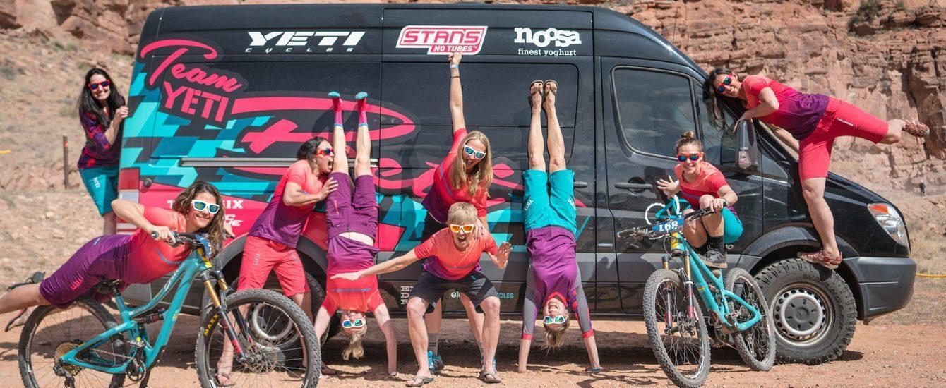 Yeti Beti Team Photo