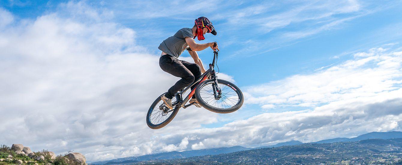 FROM BMX TO MTB: MEET COLLIN HUDSON