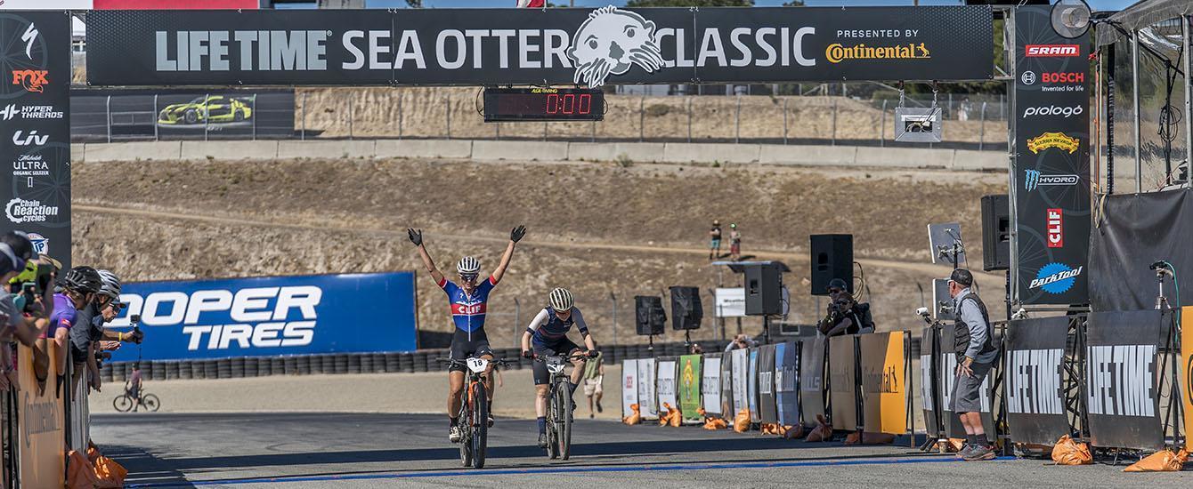 Sofia Gomez Villafane Wins Sea Otter 2021 XC