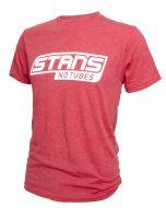 Red/White Men's T-Shirt