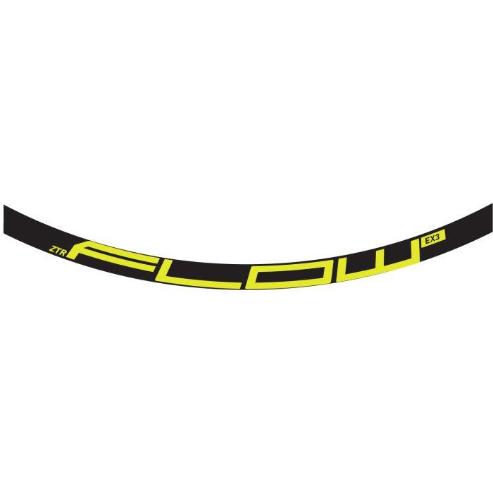 """Individuals Stan/'s NoTubes Flow EX Decals Green-Yellow Fade 29/"""""""