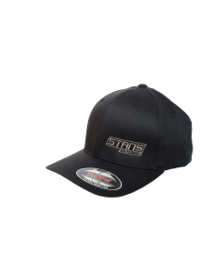 Performance Black/Gray Flexfit Hat