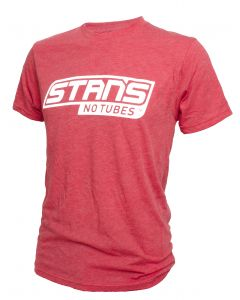 Red/White Men's T-Shirt