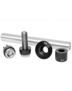 KIT, NEO, CONVERSION, REAR, BO END CAPS, AXLE, AND BOLTS