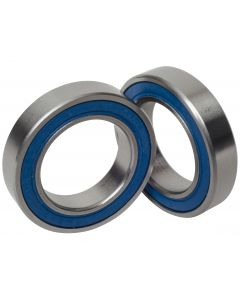 KIT, BEARING, #6804, 20X32X7MM, STAINLESS 2PC