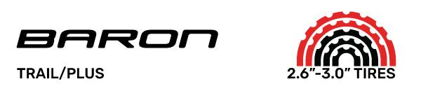 Baron Trail / Plus
