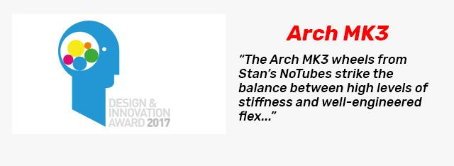 Arch MK3 wins 2017 DIA award