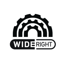 WideRight Logo