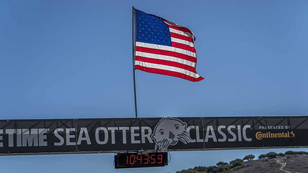 Sea Otter Classic 2021 Opens