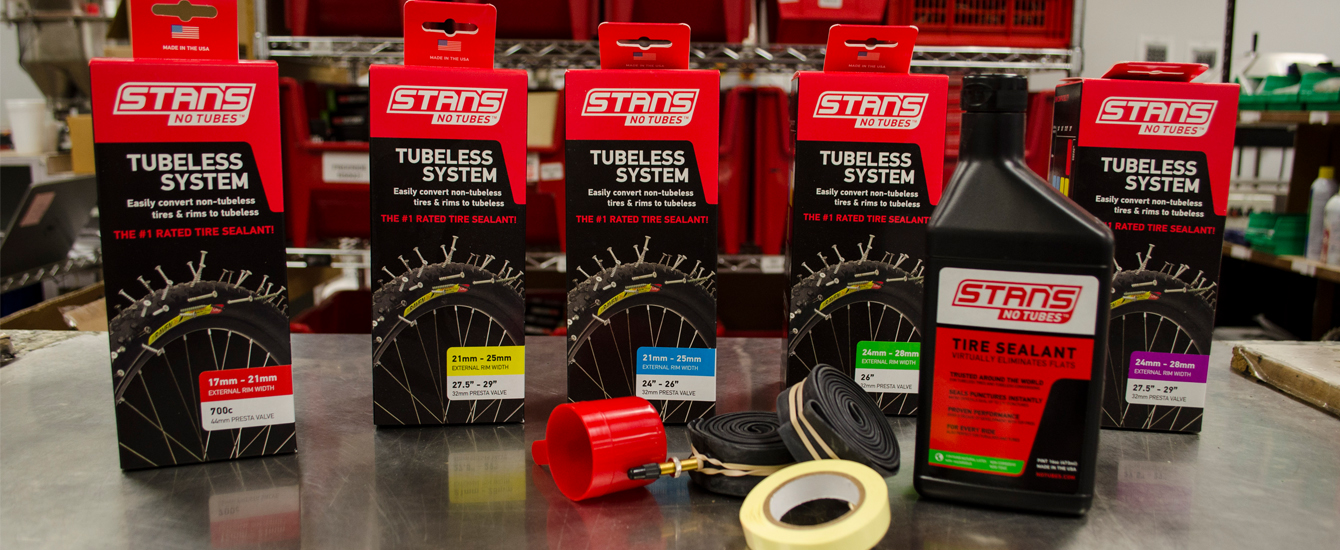 Cross Country 29er Tubeless System